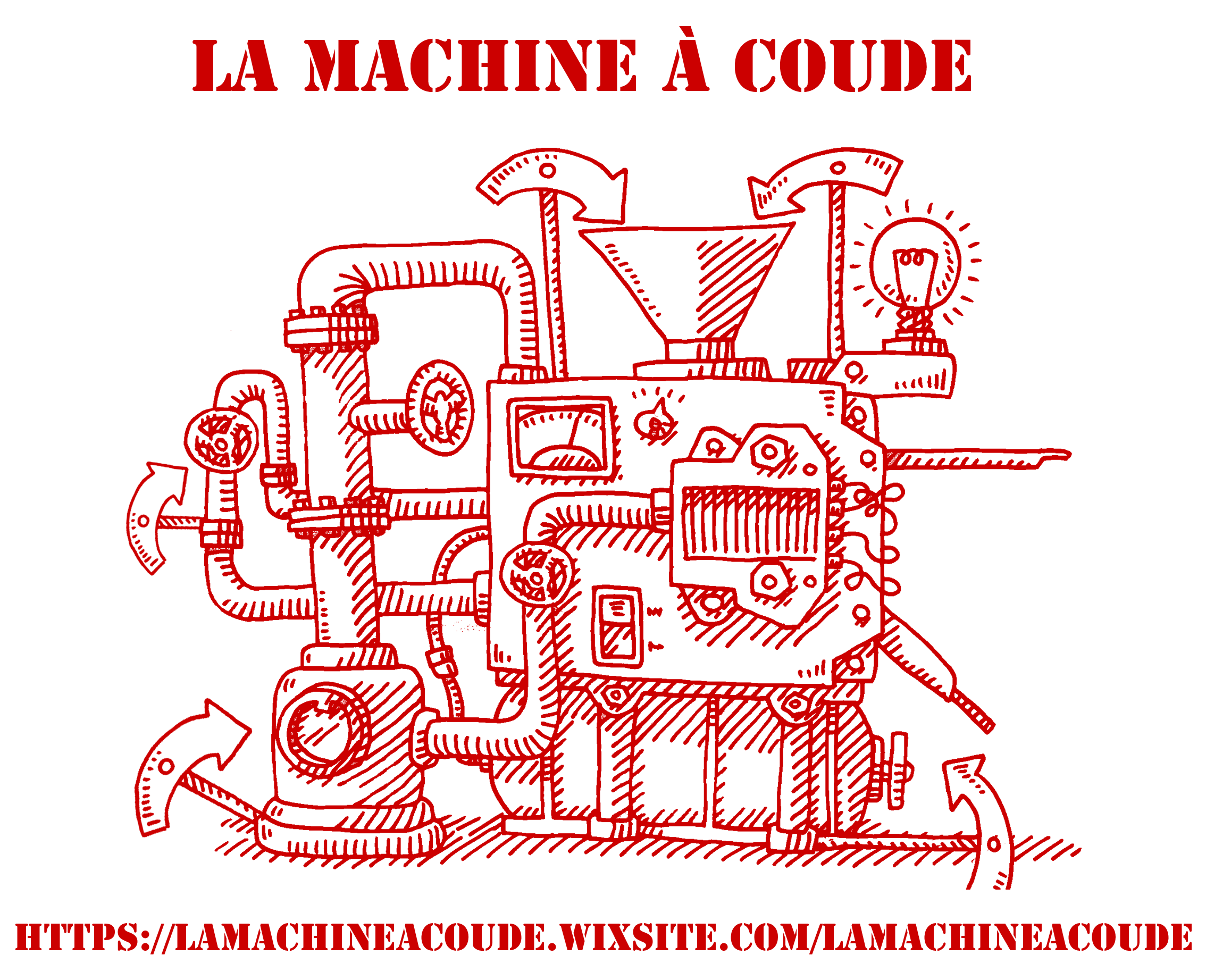 La Machine à coude